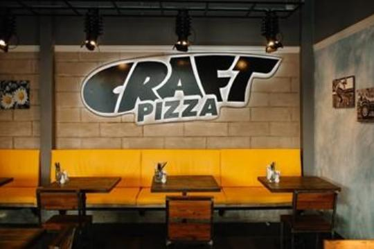 Craft pizza, кафе. Генерала Лизюкова, 56/3
